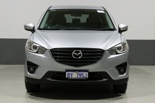2015 Mazda CX-5 MY15 Maxx Sport Safety (4x4) Silver 6 Speed Automatic Wagon.