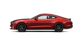 2020 Ford Mustang FN 2020MY GT Fastback RWD Rapid Red 6 Speed Manual Fastback.