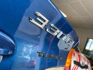 2000 BMW 3 Series E46 330Ci Metallic Blue 5 Speed Automatic Convertible