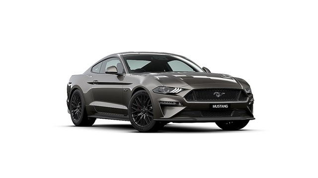 New Ford Mustang FN MY20 GT 5.0 V8, 2020 Ford Mustang FN MY20 GT 5.0 V8 Magnetic 10 Speed Automatic Fastback