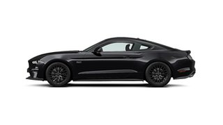 2020 Ford Mustang FN 2020MY GT Shadow Black 10 Speed Sports Automatic Fastback.
