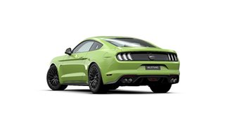 2020 Ford Mustang FN 2020MY GT Grabber Lime 10 Speed Sports Automatic Fastback.