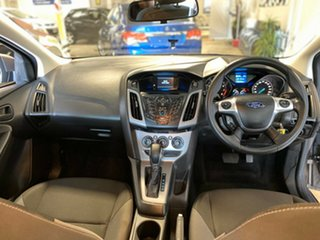 2013 Ford Focus LW MkII Ambiente PwrShift Metallic Brown 6 Speed Sports Automatic Dual Clutch