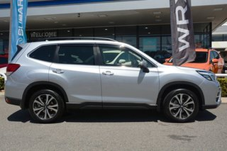 2019 Subaru Forester S5 MY20 2.5i Premium CVT AWD Ice Silver 7 Speed Constant Variable Wagon