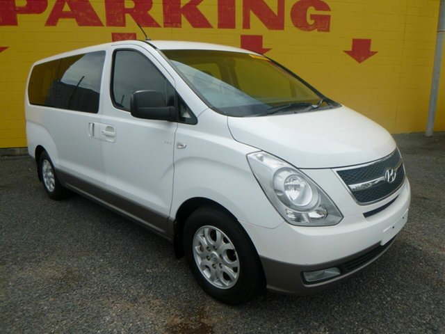 Used Hyundai iMAX TQ-W MY13 , 2014 Hyundai iMAX TQ-W MY13 White 5 Speed Automatic Wagon