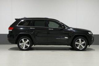 2017 Jeep Grand Cherokee WK MY17 Limited (4x4) Black 8 Speed Automatic Wagon