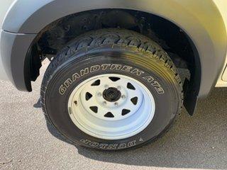 2011 Ford Ranger PK XL Crew Cab White 5 Speed Automatic Utility