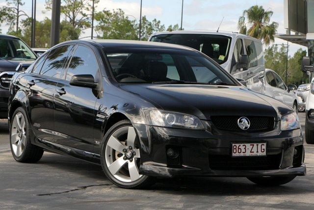 Used Holden Commodore VE MY09.5 SS V, 2009 Holden Commodore VE MY09.5 SS V Black 6 Speed Manual Sedan