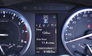 2014 Toyota Kluger GSU50R Grande 2WD Grey 6 Speed Sports Automatic Wagon.