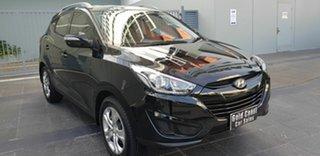 2015 Hyundai ix35 LM Series II Active (FWD) Black 6 Speed Automatic Wagon.
