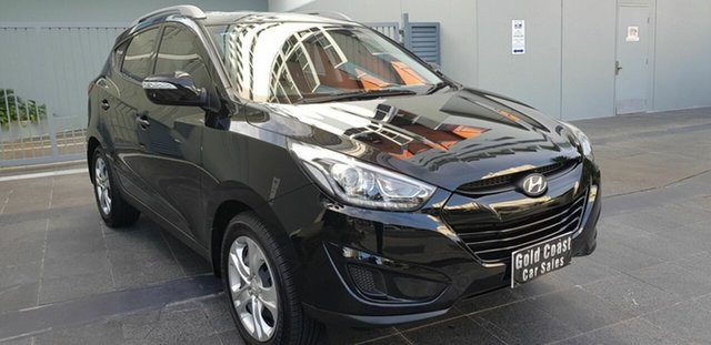 Used Hyundai ix35 LM Series II Active (FWD), 2015 Hyundai ix35 LM Series II Active (FWD) Black 6 Speed Automatic Wagon