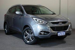 2015 Hyundai ix35 LM3 MY15 SE Grey 6 Speed Sports Automatic Wagon.