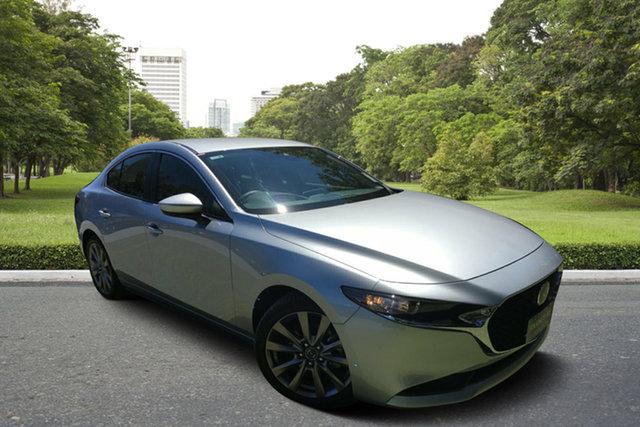 Used Mazda 3 BP2SLA G25 SKYACTIV-Drive Evolve, 2019 Mazda 3 BP2SLA G25 SKYACTIV-Drive Evolve Silver 6 Speed Sports Automatic Sedan