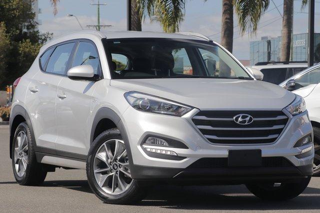 Used Hyundai Tucson TL MY18 Active X 2WD, 2018 Hyundai Tucson TL MY18 Active X 2WD Silver Pearl 6 Speed Sports Automatic Wagon