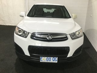 2015 Holden Captiva CG MY15 7 LS Summit White 6 Speed Sports Automatic Wagon