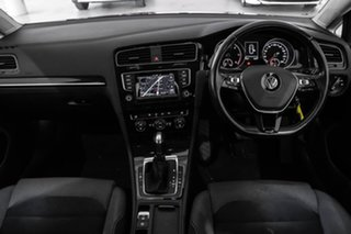 2015 Volkswagen Golf VII MY15 110TDI DSG Highline Red 6 Speed Sports Automatic Dual Clutch Hatchback.
