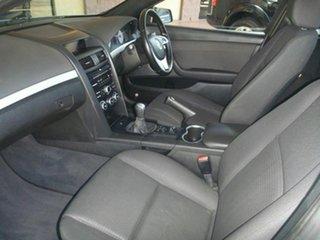 2008 Holden Ute VE SV6 Silver 6 Speed Manual Utility