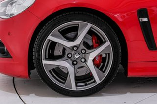 2014 Holden Special Vehicles Maloo Gen-F MY14 R8 Red 6 Speed Manual Utility
