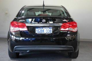 2012 Holden Cruze JH Series II MY13 SRi-V Black 6 Speed Sports Automatic Sedan