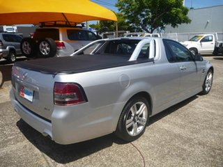 2008 Holden Ute VE SV6 60th Anniversary Silver 6 Speed Manual Utility