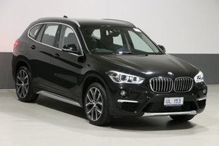 2018 BMW X1 F48 MY18 xDrive 25I Black 8 Speed Automatic Wagon