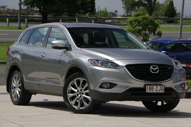 Used Mazda CX-9 TB10A5 Luxury Activematic, 2015 Mazda CX-9 TB10A5 Luxury Activematic Silver 6 Speed Sports Automatic Wagon