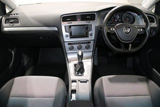 2014 Volkswagen Golf AU MY14 90 TSI Silver 7 Speed Auto Direct Shift Hatchback