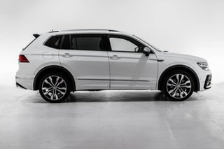 2019 Volkswagen Tiguan 5N MY19.5 162TSI Highline DSG 4MOTION Allspace White 7 Speed