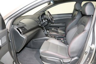 2017 Hyundai Elantra AD SR Turbo Grey 7 Speed Auto Dual Clutch Sedan