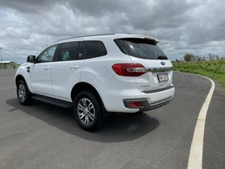 2019 Ford Everest UA II 2019.00MY Trend 4WD Arctic White 6 Speed Sports Automatic Wagon.