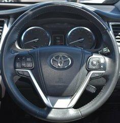2014 Toyota Kluger GSU50R Grande 2WD Grey 6 Speed Sports Automatic Wagon