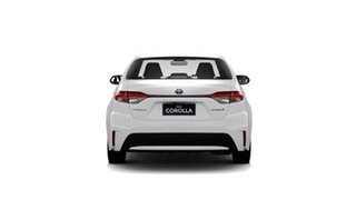 2020 Toyota Corolla ZWE211R Ascent Sport E-CVT Hybrid Glacier White 10 Speed Constant Variable Sedan