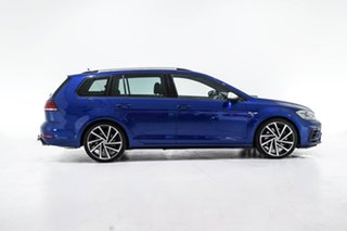 2019 Volkswagen Golf 7.5 MY19.5 R DSG 4MOTION Blue 7 Speed Sports Automatic Dual Clutch Wagon