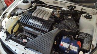 2003 Mitsubishi Magna TL VR White 5 Speed Sports Automatic Wagon