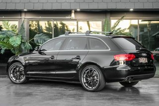 2009 Audi A4 B8 8K MY10 Avant Multitronic Black 8 Speed Constant Variable Wagon