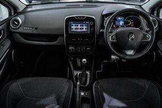 2016 Renault Clio IV B98 GT EDC White 6 Speed Sports Automatic Dual Clutch Hatchback.