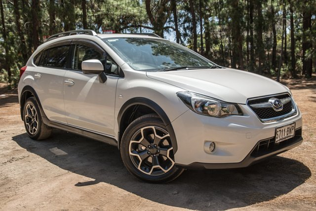 Used Subaru XV G4X MY15 2.0i-L Lineartronic AWD, 2015 Subaru XV G4X MY15 2.0i-L Lineartronic AWD White 6 Speed Constant Variable Wagon