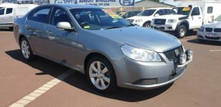 2011 Holden Epica EP MY10 CDX Silver 6 Speed Sports Automatic Sedan