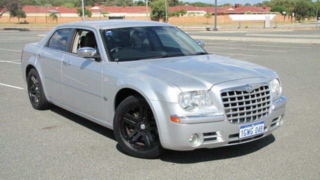 Used Chrysler 300C MY2008 , 2008 Chrysler 300C MY2008 Silver 5 Speed Sports Automatic Sedan