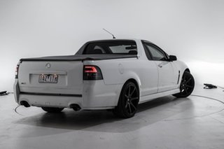 2015 Holden Ute VF MY15 SV6 Ute White 6 Speed Sports Automatic Utility.