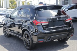 2020 Mitsubishi ASX XD MY21 GSR 2WD Black 6 Speed Constant Variable Wagon.