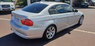 2009 BMW 3 Series E90 MY10 323i Steptronic Silver 6 Speed Sports Automatic Sedan