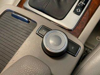 2007 Mercedes-Benz C-Class W204 C280 Elegance Metallic Grey 7 Speed Sports Automatic Sedan