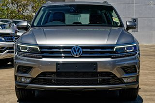 2019 Volkswagen Tiguan 5N MY20 132TSI DSG 4MOTION Comfortline Silver 7 Speed.