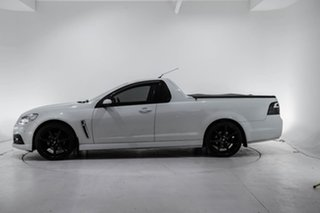 2015 Holden Ute VF MY15 SV6 Ute White 6 Speed Sports Automatic Utility