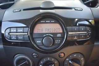 2013 Mazda 2 DE10Y2 MY14 Neo Sport White 5 Speed Manual Hatchback