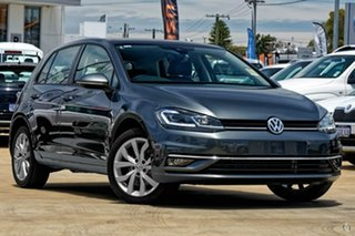2019 Volkswagen Golf 7.5 MY20 110TSI DSG Highline Grey 7 Speed Sports Automatic Dual Clutch.