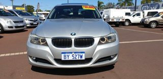 2009 BMW 3 Series E90 MY10 323i Steptronic Silver 6 Speed Sports Automatic Sedan.