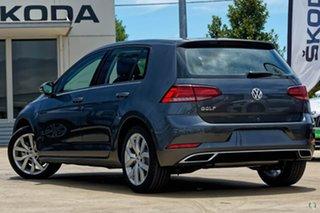 2019 Volkswagen Golf 7.5 MY20 110TSI DSG Highline Grey 7 Speed Sports Automatic Dual Clutch