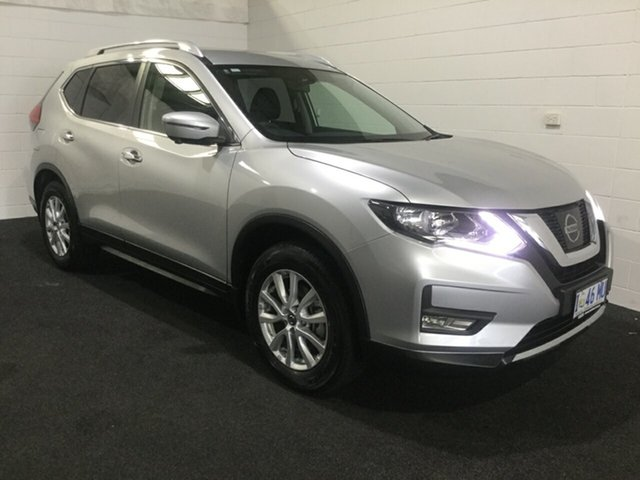 Used Nissan X-Trail T32 Series II ST-L X-tronic 2WD, 2019 Nissan X-Trail T32 Series II ST-L X-tronic 2WD Silver 7 Speed Constant Variable Wagon